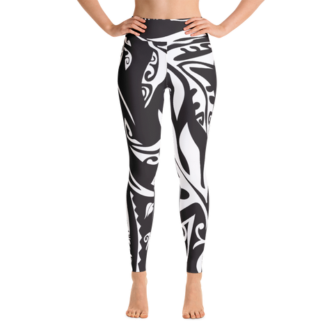 Yoga Leggings - Tatou