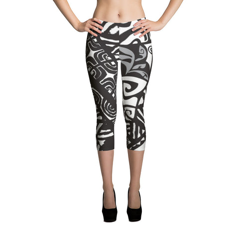Capri Leggings - Tatou II