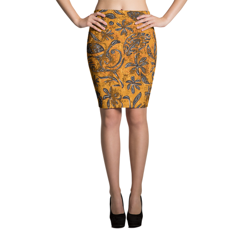 Pencil Skirt - Fenua