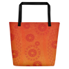 Beach Bag - Kapa - Lava Flow