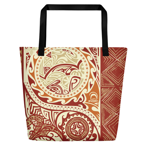 Beach Bag - Tatou V - Sunset