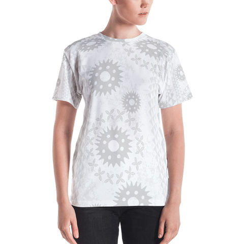 Women's T-shirt - Kapa - White