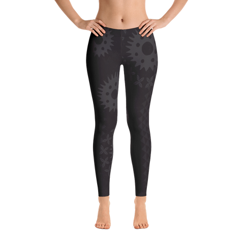 Leggings - Kapa - Lava Rock