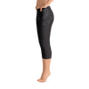 Capri Leggings - Kapa - Lava Rock