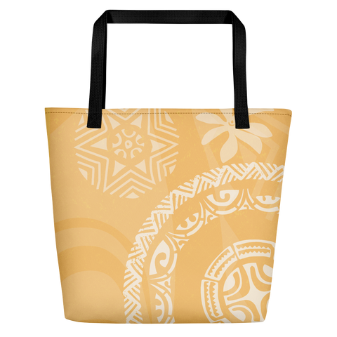 Beach Bag - Mahanahana