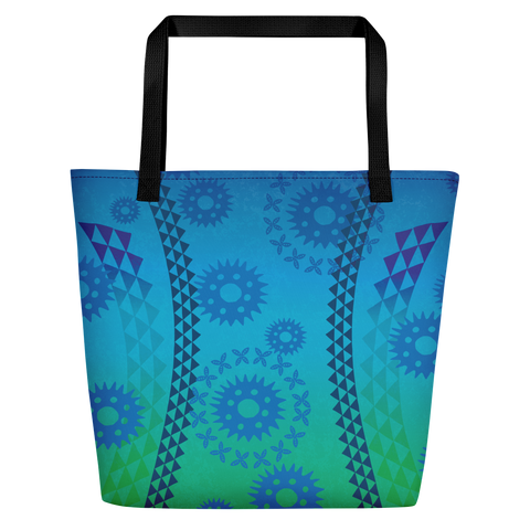 Beach Bag - Kapa - Waimea Bay