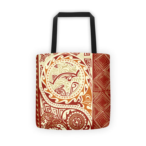 Tote Bag - Tatou V Sunset