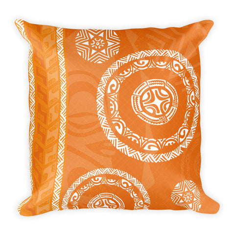 Pillow - Tatou - Fall Orange