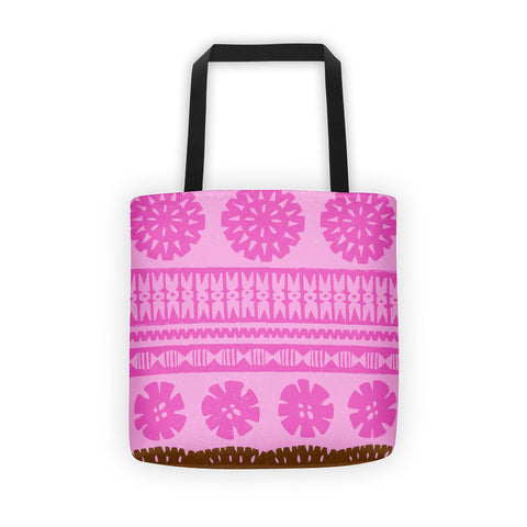 Tote Bag - Light Pink Masi
