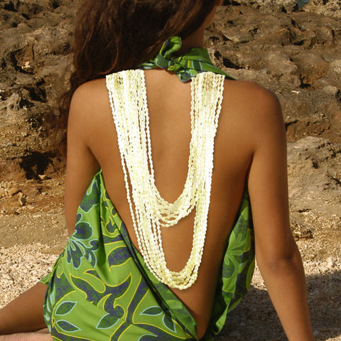 Dovetail Shell Lei