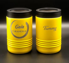 Load image into Gallery viewer, Tumbler can coozies with your graphic, logo, wording, etc.