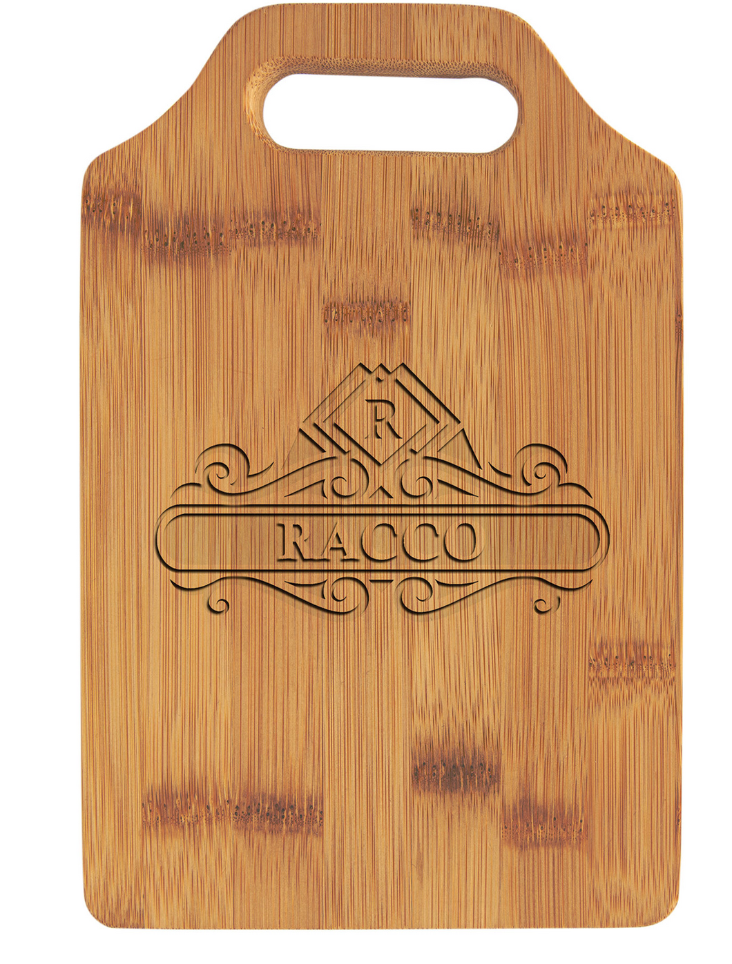 Engraved Cutting Boards-Bamboo