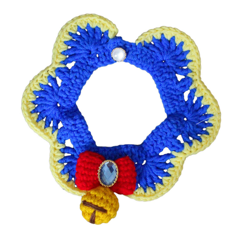 Snow White Hand-Made Collar