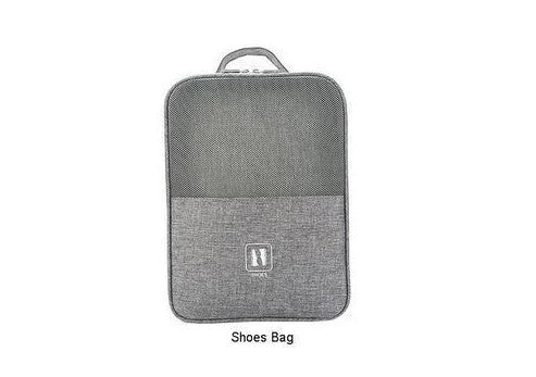 New Shoe Carry Case (Grey) - Shoe Heros