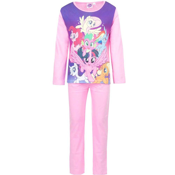 Pigiama lungo My Little Pony Rosa