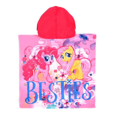 Accappatoio Poncho My Little Pony Fucsia/Rosa (fast dry)