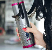 Cordless Auto Rotating Curling Hair Curler