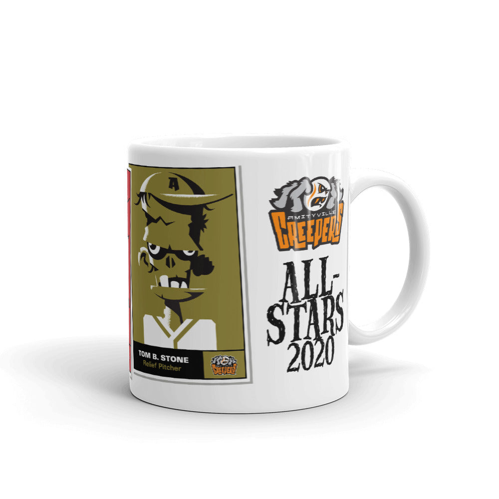 Amityville Creepers All-Stars Coffee Mug (11 oz.)