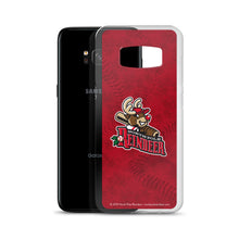 Load image into Gallery viewer, North Pole Reindeer logo Samsung phone case (S8, S8 plus)