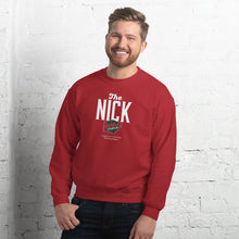 "Load image into Gallery viewer, ""The Nick"" Unisex Sweatshirt"