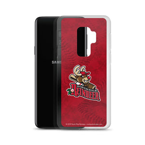 North Pole Reindeer Logo Samsung phone case (9 & 9 plus)