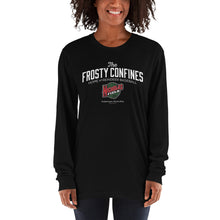 Load image into Gallery viewer, The Frosty Confines long sleeve t-shirt