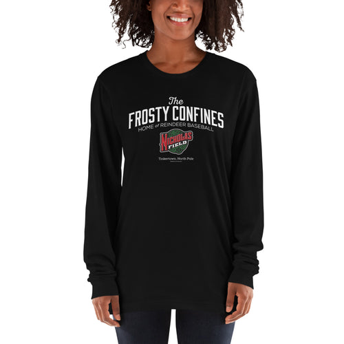 The Frosty Confines long sleeve t-shirt
