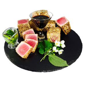Asian Seared Tuna 5 Oz. 4 Pieces-la marguerite