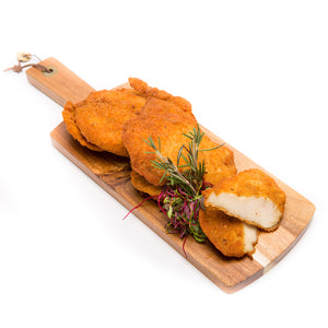 Chicken Schnitzel (2 Pieces) - La Marguerite