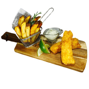 Fish and Chips (2 Pieces) La Marguerite