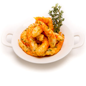 Garlic Sauteed Shrimp - La Marguerite