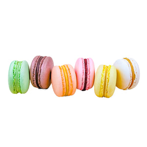 Macarons Collection (12 Assorted Macarons) - La Marguerite