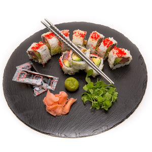 Red Dragon Roll (10 Piece) - La Marguerite