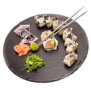 Spicy Tuna Roll (10 Piece) - La Marguerite
