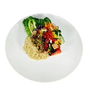 The Art of Quinoa Salad (2 Lb. Container)