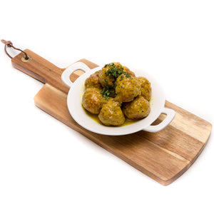 Veal Meatballs (4 Pieces) - La Marguerite