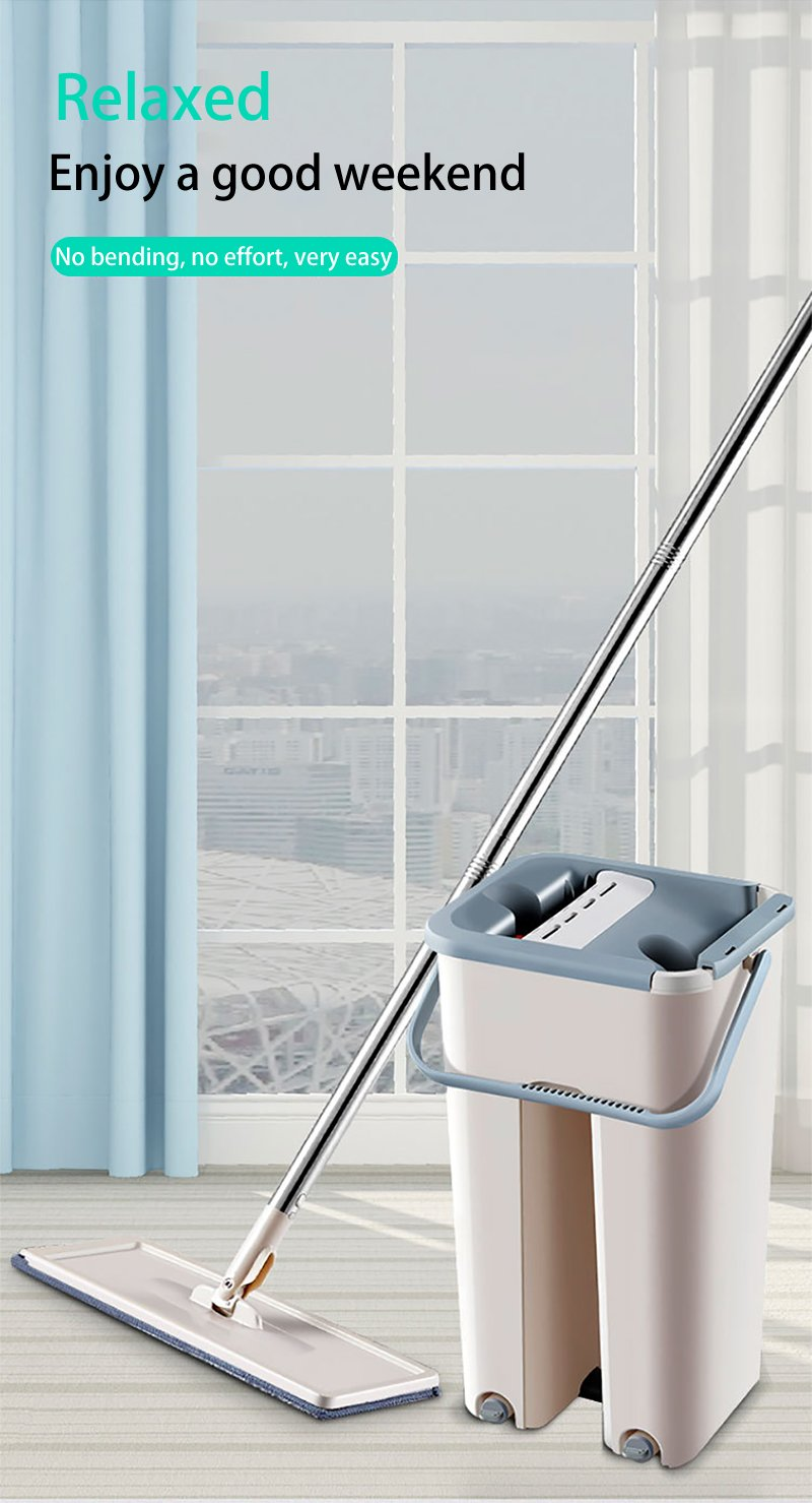 MOPPSY PRO 2 Exceptional Self-Cleaning System
