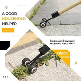 Weed Remover for Crack and Crevice Weeder Tool lawn tools crack weeder