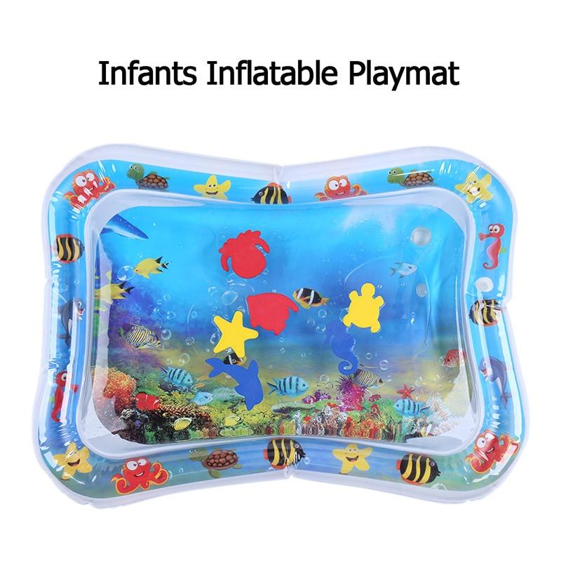Baby Inflatable Water Play Mat