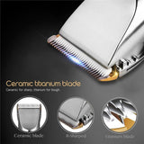 Rechargeable Hair Trimmer Shaver Hair Clippers
