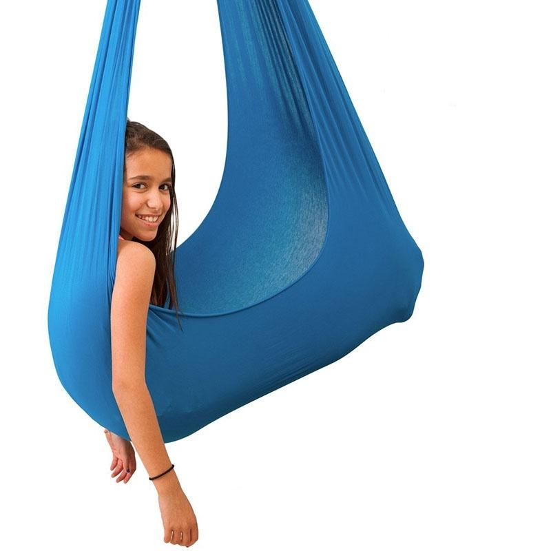 Therapy Swing For Children And Adults - Brain Training and Stress Relievers - wallazay