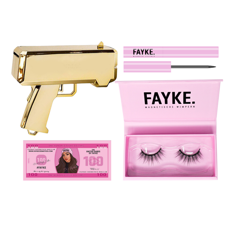 FAYKE  Golden Gun Bundle