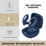 Bluetooth Wireless Earphones Sports Waterproof - Stand Hut
