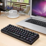 MOTOSPEED CK61 Mechanical Keyboard - Stand Hut