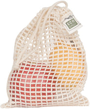 Load image into Gallery viewer, Cotton Netted Produce Bag