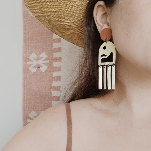 El Valle Earrings