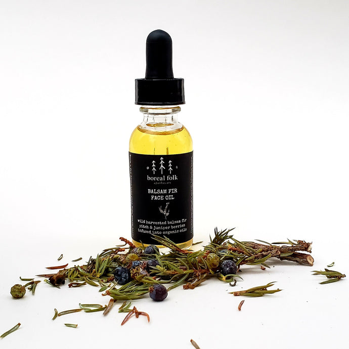 Balsam Fir Face Oil