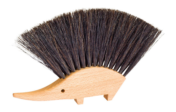 Hedgehog Table Sweeping Brush