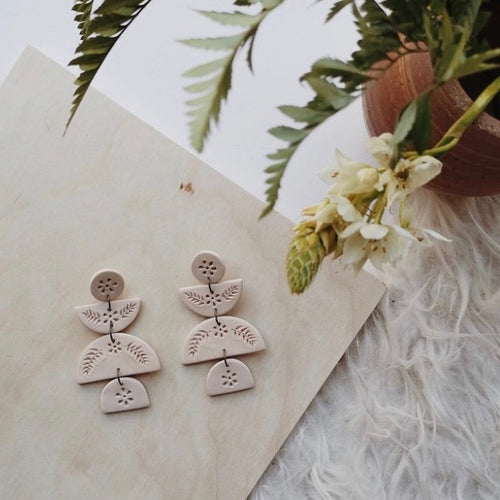 La Abuelita Earrings