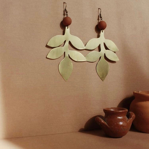 La Salvia Earrings